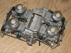 Honda Goldwing Carbs