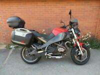 2008 BUELL ULYSSES XB12XT 1200 RED NATIONWIDE DELIVERY AVAILABLE