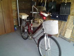 Bicyclette électrique très bonne condition