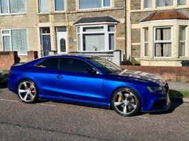 Audi RS5 Facelift V8 450BHP HPI clear Mot February 21