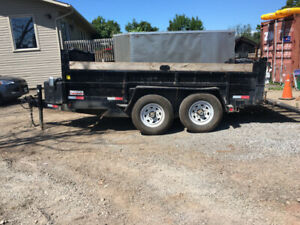Used Tires Barrie >> Used Dump Trailer | Find Cargo & Utility Trailers for Sale & Rent Near Me in Ontario | Kijiji ...
