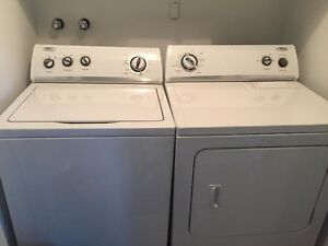 Beautiful Whirlpool Washer & Dryer in Excellent Condition!!!