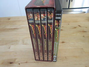 Indiana Jones collection DVD