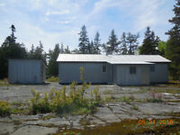 REDUCED Hunting Camp on 100 acres on Manitoulin Island