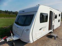 Lunar Lexon 550 2012 5 Berth Luxury Touring Caravan In Immaculate Condition