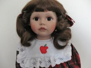 collectable porcelain doll London Ontario image 3