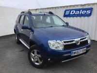 2013 Dacia Duster 1.5 dCi 110 Laureate 5dr 5 door Hatchback