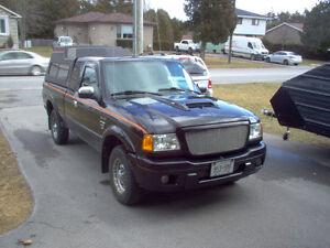 2004 Ford Ranger Pickup Truck