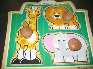 Assortment of toddler friendly puzzle's London Ontario image 2