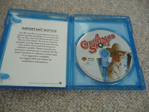 A Christmas Story on Blu-Ray Kitchener / Waterloo Kitchener Area image 2
