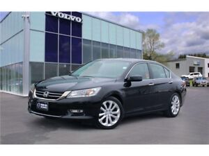 2013 Honda Accord Touring TOURING | HEATED LEATHER | NAV | BA...