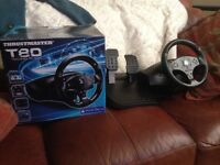 Thrustmaster T80 PS4 Steering Wheel