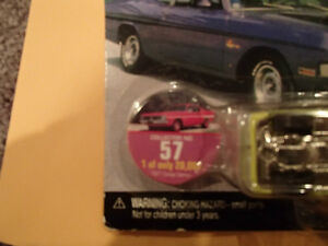 JOHNNY LIGHTNING - MUSCLE CARS USA - 1971 DODGE DEMON 340 Sarnia Sarnia Area image 3