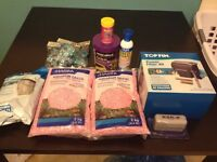 Fish tank supplies