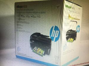 HP Officejet 4630 Wireless All-In-One Smartphone & Tablet Printe