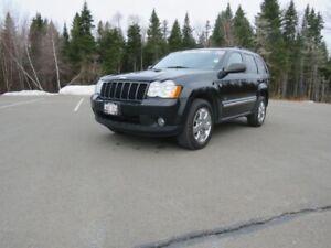 2008 Jeep Grand Cherokee LTD