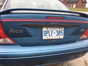 2000 Ford Focus Other Windsor Region Ontario image 2