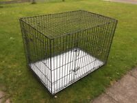 Premium Dog Crate - Large, Very good condition