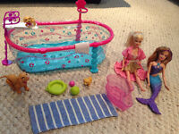 Barbie pool$$SPPU$$$