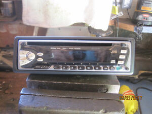 AM FM CD Player for a vehicle
