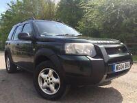 Land Rover freelander auto diesel