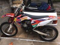 Ktm, Kawasaki, not Cr, Yz, 125