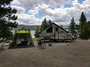 Travel trailer and Kayaks for rent