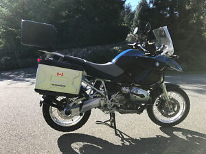 2006 BMW 1200 GS ADVENTURE