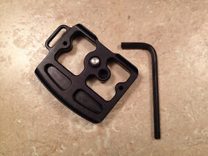 Camera plate for Nikon D800 - $20. - swiss-arca style