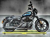 2019 Harley-Davidson XL 1200 NS IRON 1200, 3k mega sportster,70's cool bobber