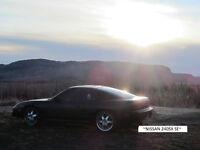 1991 nissan 240sx se hatchback 4000 obo