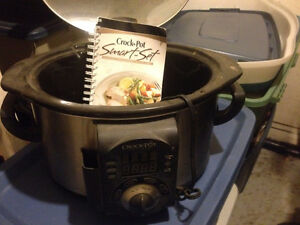 Crock Pot never been used 25$ obo