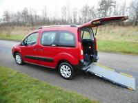 2011 Citroen Berlingo 1.6 Hdi 4 SEATS ONLY 35K Wheelchair Accessible Vehicle Car