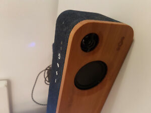 Marley speakers bluetooth neuf.