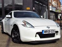 2009 NISSAN 370Z 3.7 V6 2DR COUPE MANUAL PETROL COUPE PETROL