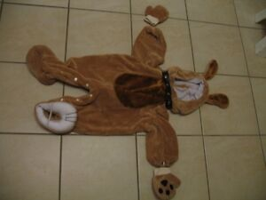 Costume d'halloween chien 12-24 mois