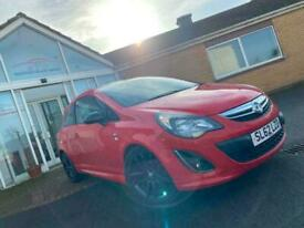 image for 2012 Vauxhall Corsa 1.2 Limited Edition 3dr HATCHBACK Petrol Manual