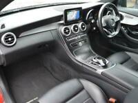 2017 Mercedes-Benz C CLASS DIESEL COUPE C220d AMG Line 2dr Auto Coupe Diesel Aut