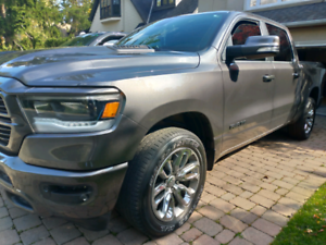 2019 RAM SPORT FULLY LOADED AUTO AWD AND 4X4