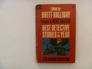 BEST DETECTIVE STORIES Of The Year (1965) Paperback