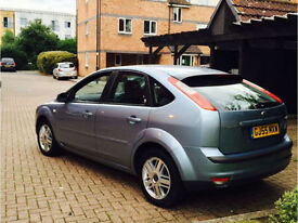 Ford Focus 1.6 115 2005.5MY Ghia ONLY 44 K MILES ONE OF A KIND