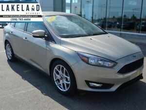 2015 Ford Focus SE  - Bluetooth -  SYNC - $110.72 B/W