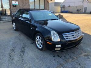 Cadillac  sts 2007 luxury edition OU echange contre VUS 4x4