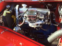 Ford 2.0 pinto engine and gearbox required