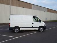 2009 59 PLATE Vauxhall Movano 2.5CDTI 16v ( 100ps ) SWB 2800 Std Roof