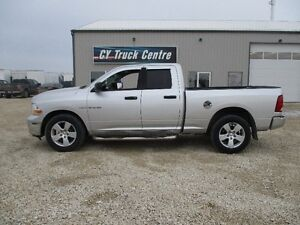 "2010 Dodge Power Ram 1500 HEMI Quad SLT 20""s 4x4"