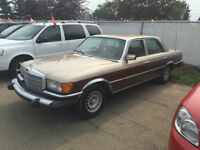 1975 Mercedes-Benz Ultra Rare / 23000 Org Miles SALE $4500