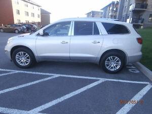 Buick Enclave CX, 2009, VUS, COULEUR BLANC PERLE