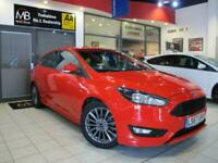 2017 Ford Focus 1.0 EcoBoost 125 ST-Line 5dr Automatic **SAT NAV** ++14 DAY MONE