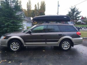 2008 Subaru Outback 2.5